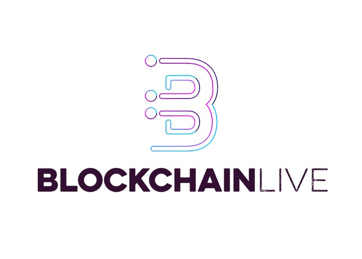 Blockchain Live Logo an event at Olympia London