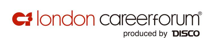 The logo for London Career Forum, taking place at Olympia London
