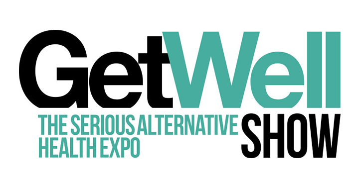 The logo for the The Get Well Show