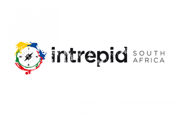 Logo for Intrepid South Africa taking place at Olympia London