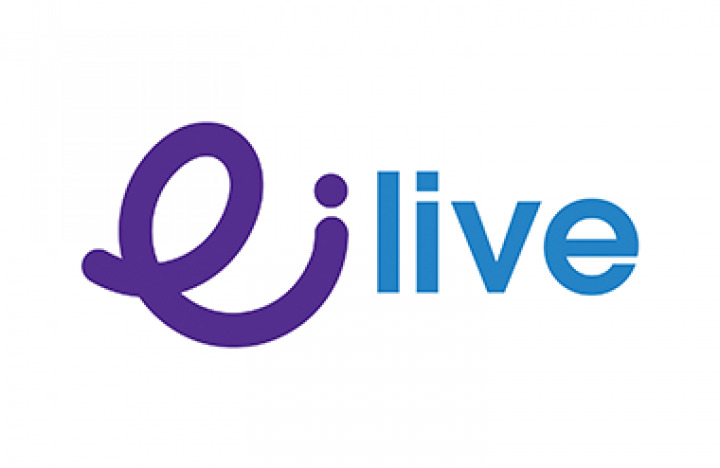 Logo for eilive taking place at Olympia London