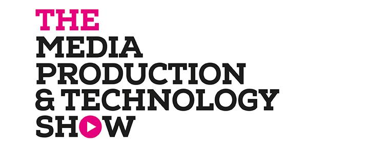 The Media Production & Technology Show logo