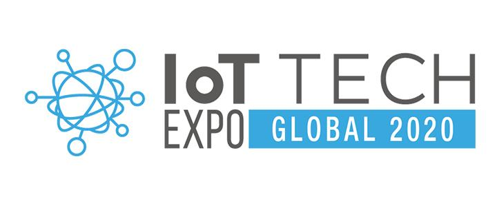 Logo for IoT Tech Expo Global