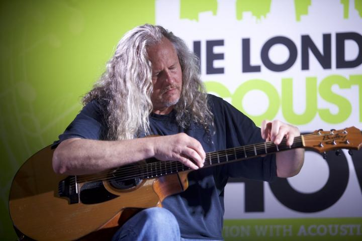 London Acoustic Guitar Show expands with Electric Live