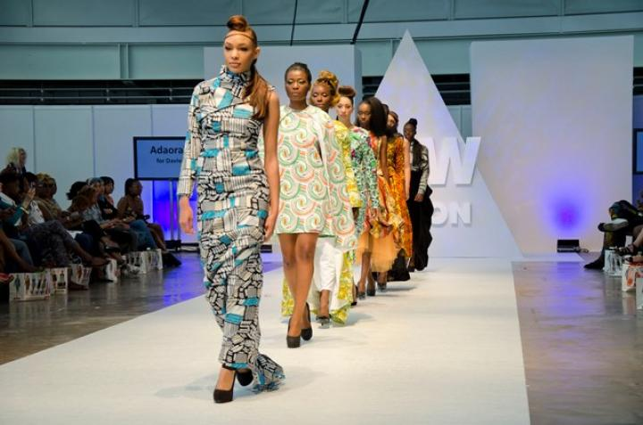 Africa Fashion Week will take place for the second year at Olympia West
