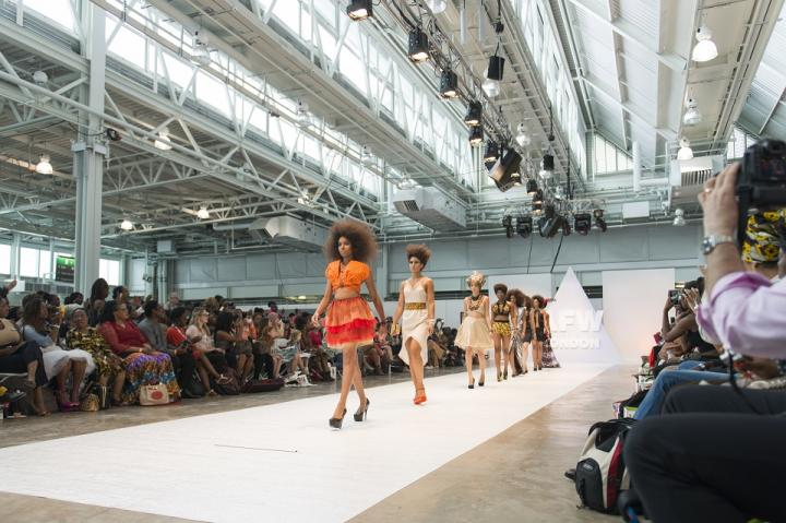Africa Fashion Week arrives at Olympia London