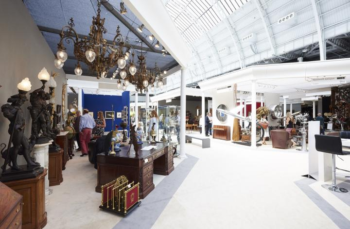 Save the date - this winter's art and antiques highlight