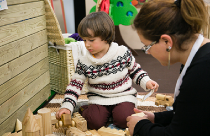 For early years, childcare and nursery professionals there's no better place to discover new ideas and resources to help you maintain and develop your business than Childcare Expo London at Olympia Central.