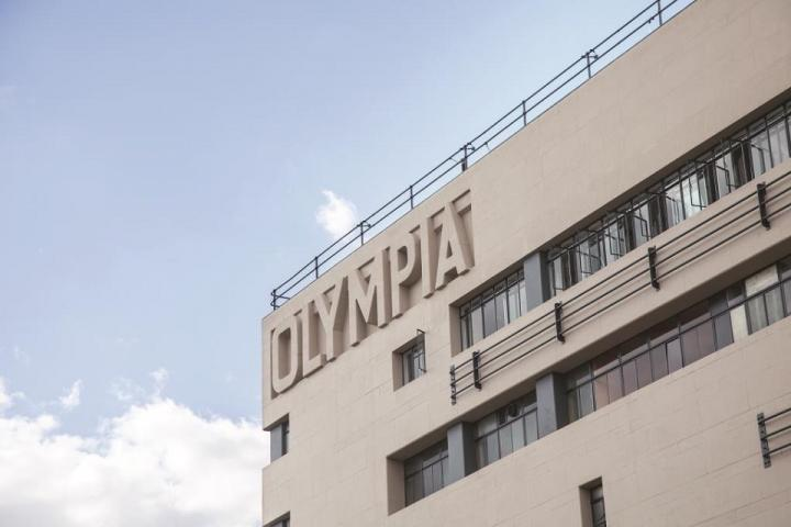 Olympia Conference Centre scores hat trick in ratings and awards